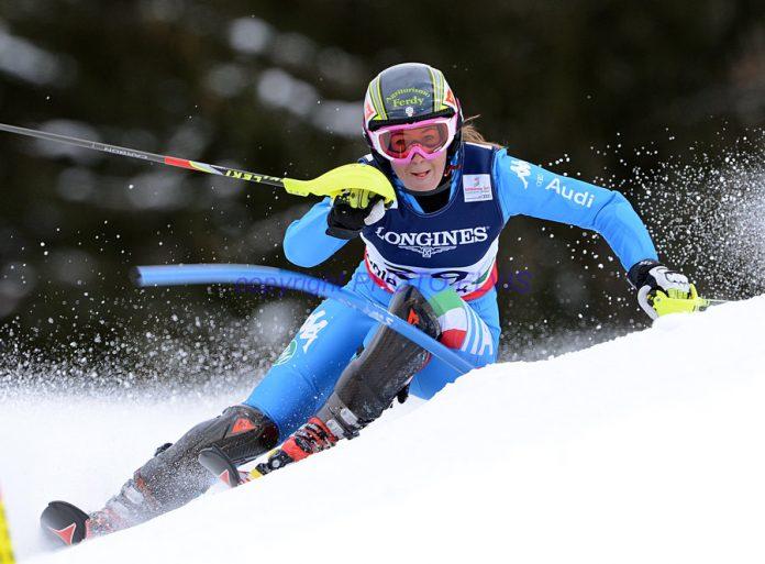 Mondiali Sci Alpino 2017, Combinata Femminile: Goccia prima dopo la Discesa