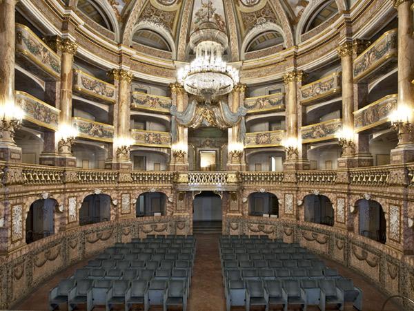 Teatro di Corte della Reggia di Caserta: Date e Orari di visita al pubblico 2