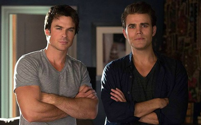 The Vampire Diaries 8, ultime riprese per Paul Wesley e Ian Somerhalder