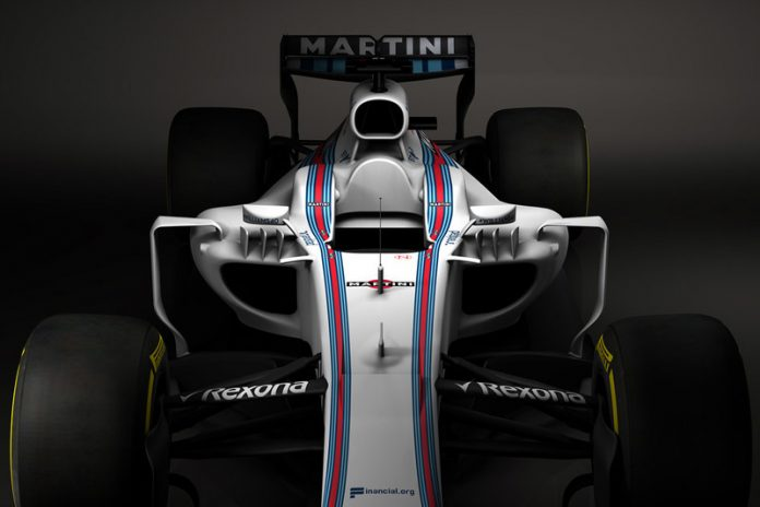 F1: la Williams svela la monoposto 2017