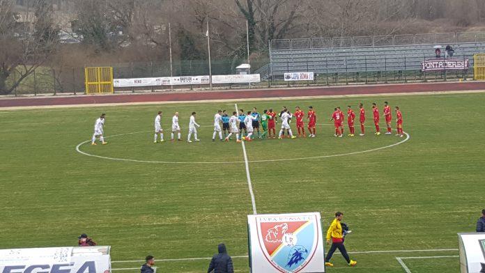 Lupa Roma-Pontedera 1-3: Cronaca e Tabellino 1