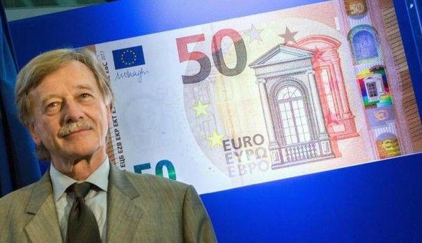 Banconota 50 euro nuova: dal 4 Aprile in circolazione
