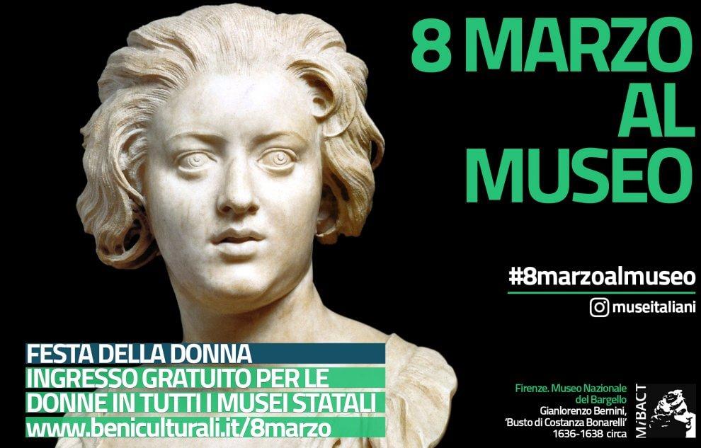 Musei Gratis a Roma per Festa della Donna 2017