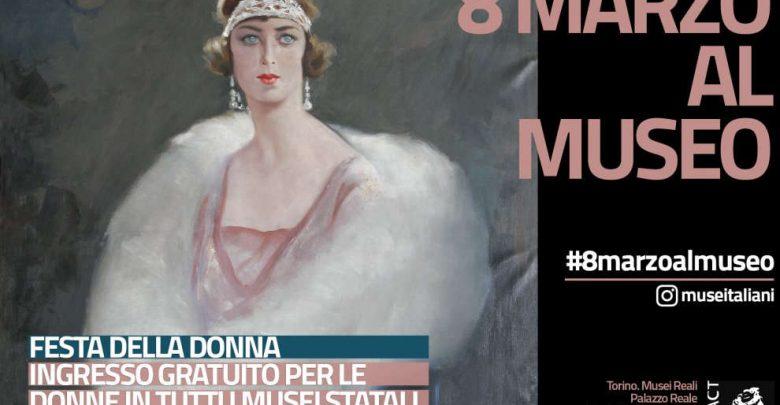 Musei Gratis 8 marzo 2017 per tutte le Donne