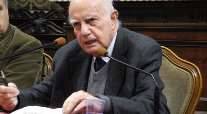 Alfredo Reichlin Morto: il dirigente storico di Pci aveva 91 anni