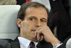 Allegri all'Arsenal, i Gunners vogliono l'allenatore della Juventus