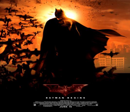 Batman Begins, stasera in tv il film su Italia 1