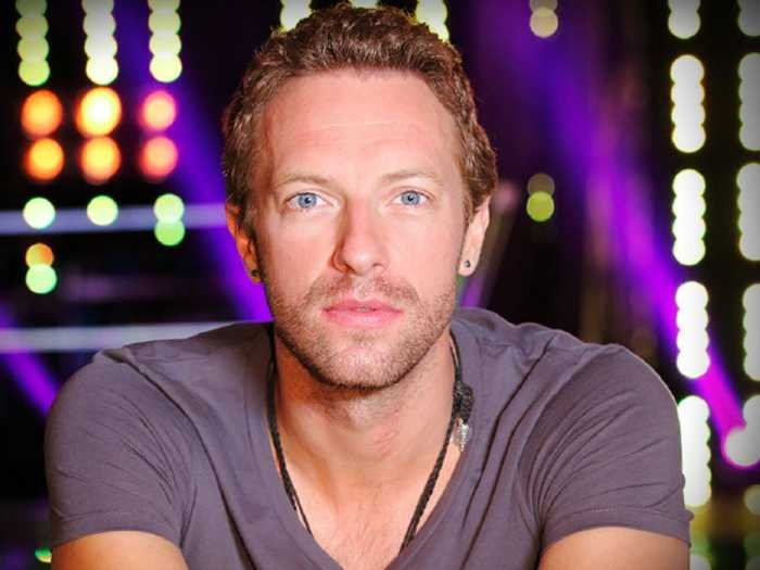 Chris Martin, 40 anni per la star dei Coldplay
