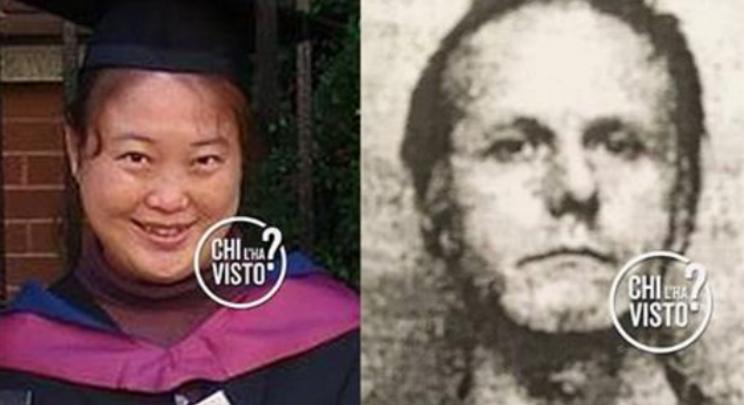 Sparita in Crociera la Cinese Xing Lei Li: ieri a Chi l'ha Visto