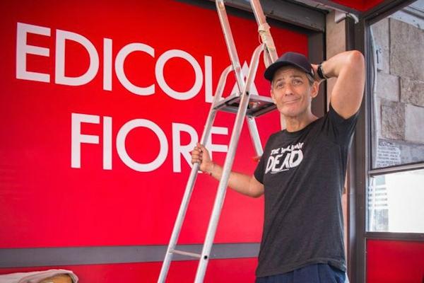 Edicola Fiore 2017, Fiorello torna il 20 marzo su Sky Uno 1