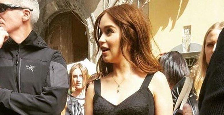 Emilia Clarke per Dolce & Gabbana: nuovo Spot a Napoli (Video)