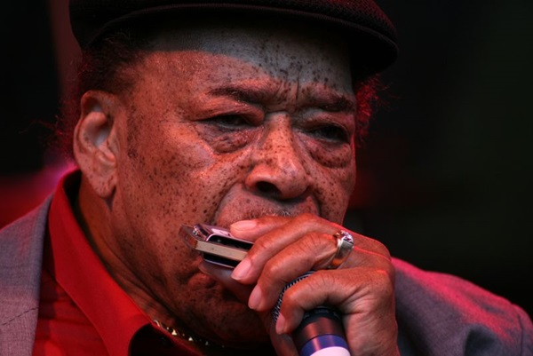 James Cotton Morto, la leggenda del blues aveva 81 anni