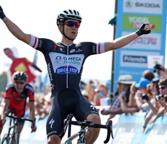Ciclismo, Strade Bianche 2017: vince Michal Kwiatkowski, Team sky