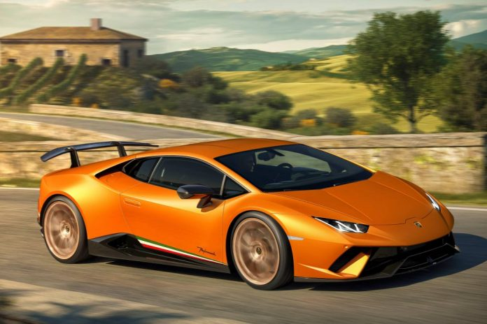 Lamborghini Huracan Perfomante: Nuova Vettura della casa bolognese