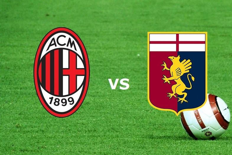 Milan-Genoa 1-0 Risultato Finale