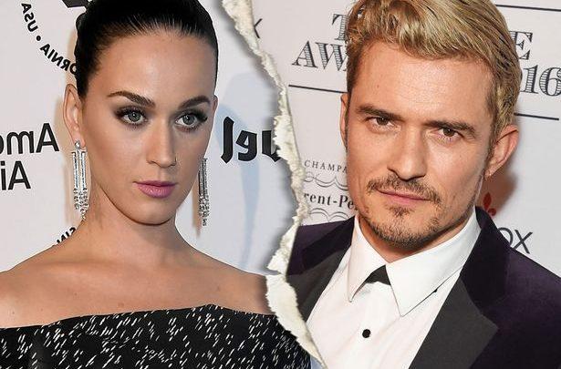 Katy Perry rompe con Orlando Bloom dopo un anno di relazione