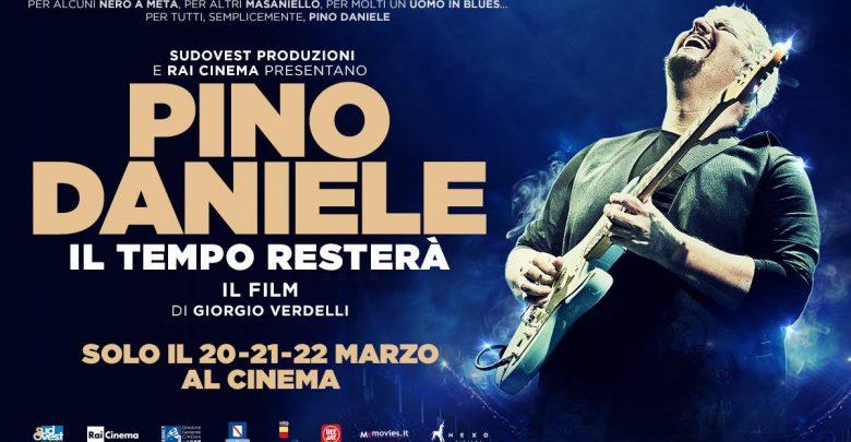 Pino Daniele, Il tempo resterà: Trama e Uscita del Docufilm 2