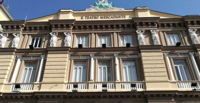 Teatro Mercadante di Napoli Chiuso: riapertura già in programma