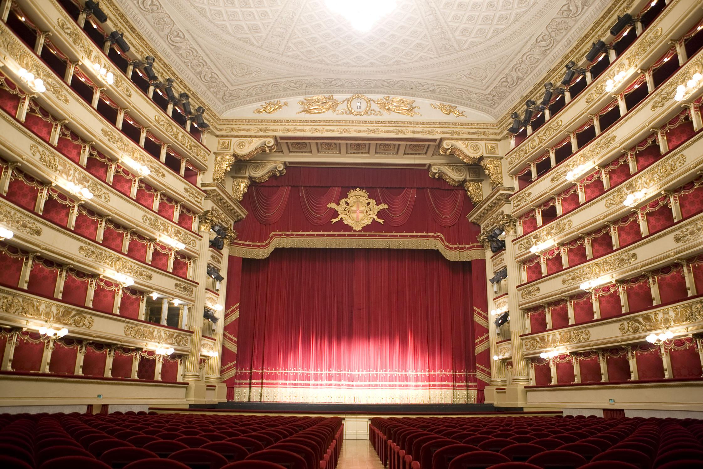 Anna Bolena al Teatro alla Scala di Milano