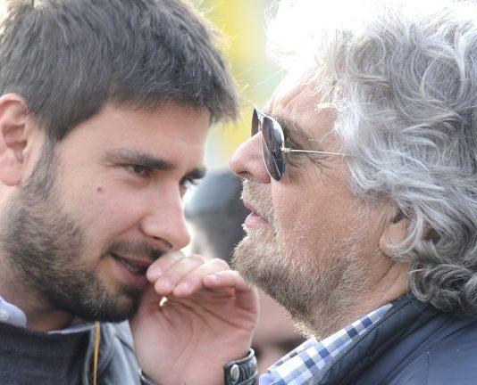 Grillo e Di Battista Indagati a Genova