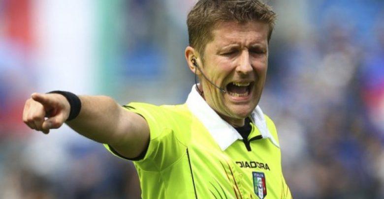 Arbitri Serie A, 30a Giornata: Napoli-Juventus a Orsato