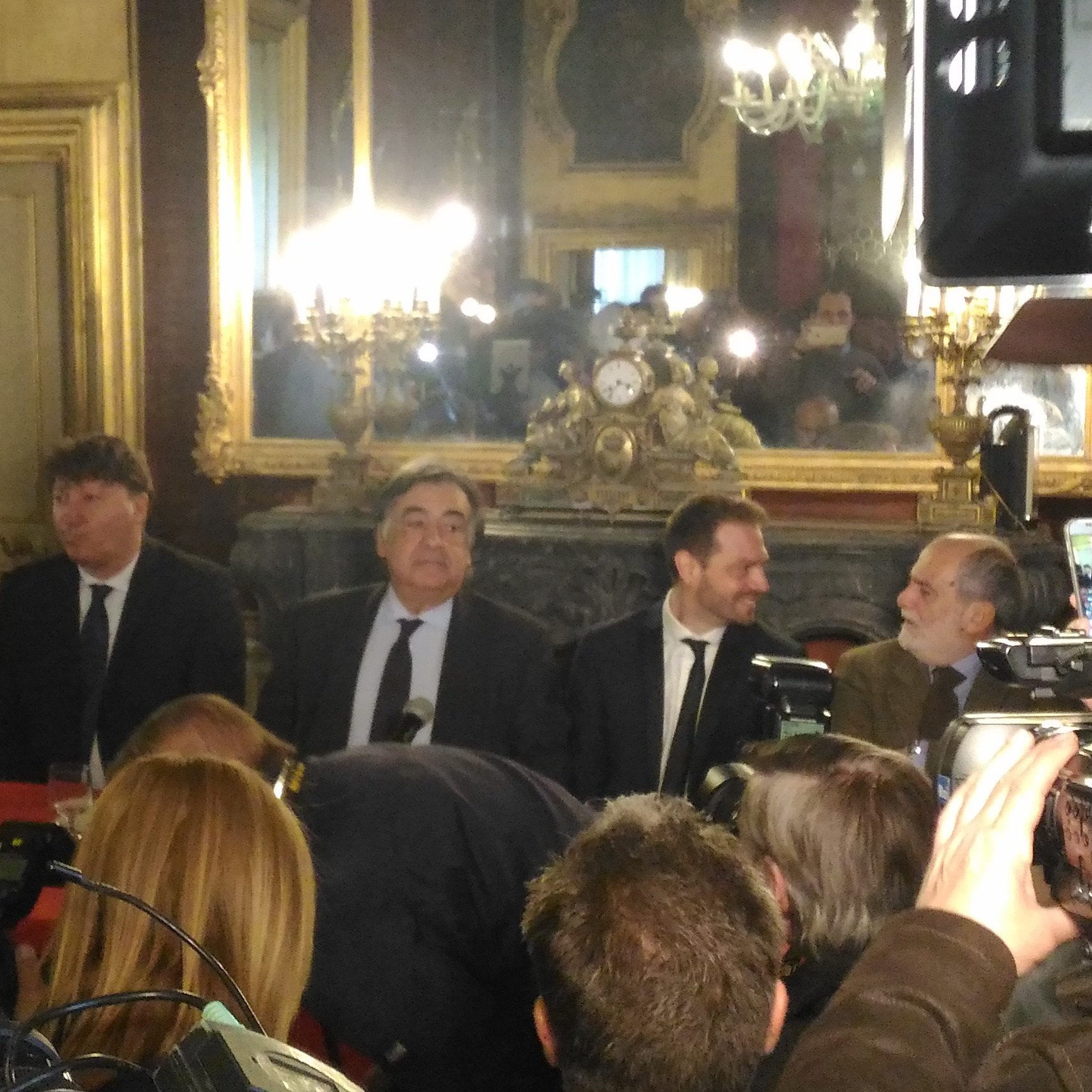 Palermo, appello del neo presidente Baccaglini ai tifosi: