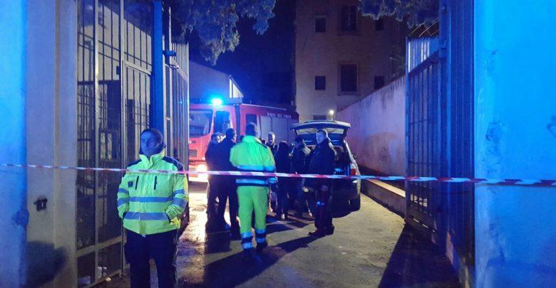 Palermo, clochard bruciato vivo in via Cappuccini 2