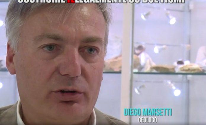 Capannone Abusivo su Fiumi a Berbenno: Servizio Le Iene Luigi Pelazza 22 marzo 2017