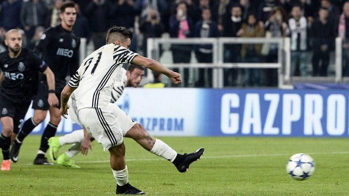 Video Gol Juventus-Porto 1-0: Highlights, Sintesi e Tabellino