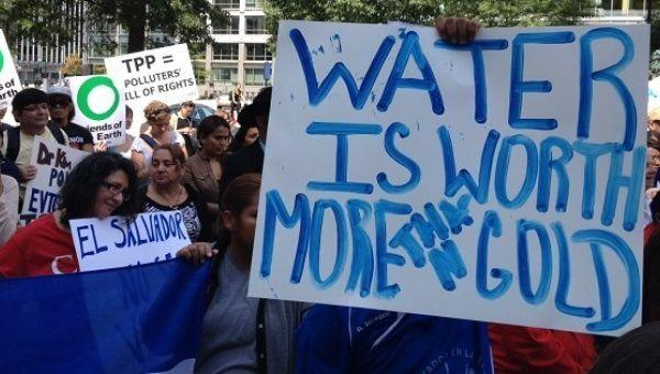 El Salvador bandisce le Miniere di metalli