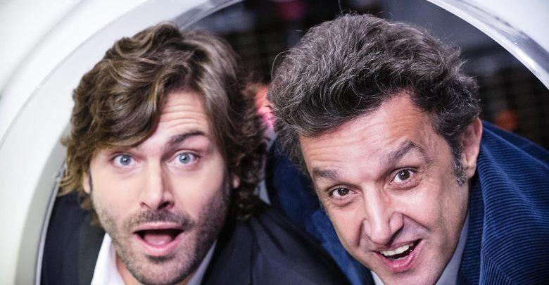 Flavio Insinna e Federico Russo per Eurovision Song Contest 2017