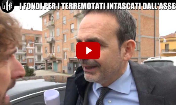Fondi Ricostruzione Rubati in Molise: Serivzio Filippo Roma (Video 12 marzo 2017)