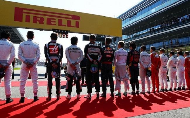 Formula 1 2017, Piloti e Scuderie