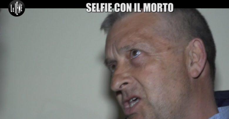 Foto con i Morti a Ruvo di Puglia: Servizio Le Iene Giulio Golia (29 Marzo)
