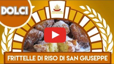 Photo of Festa del Papà: ricetta Frittelle di San Giuseppe (Video)