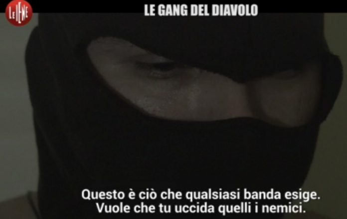 Gang El Salvador: Servizio Le Iene Cizco (29 marzo) 1