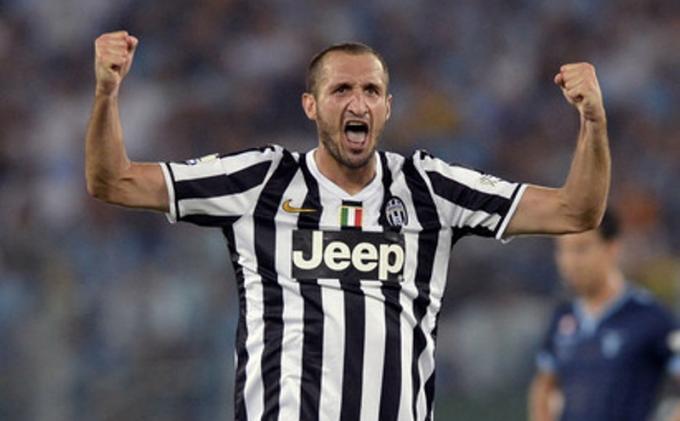 Infortunio Chiellini, Condizioni e Tempi di Recupero Difensore Juventus
