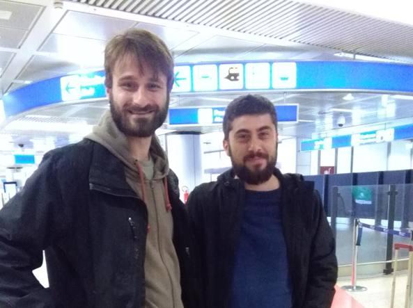 Giornalisti Rapiti in Congo: Rientrati in Italia oggi 1