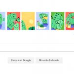Google Doodle di oggi: Festa del Papà 2017
