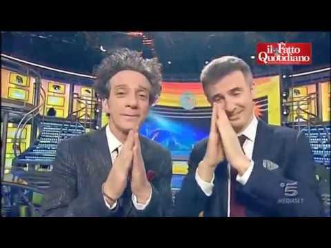 Ficarra e Picone: dichiarazioni su Minzolini (Video)