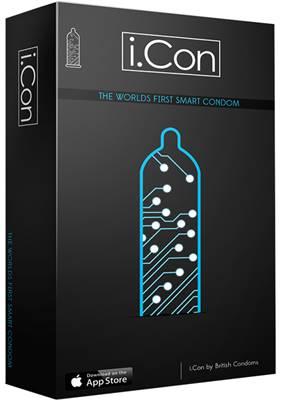 i.Con Smart Condom: ecco il preservativo 4.0