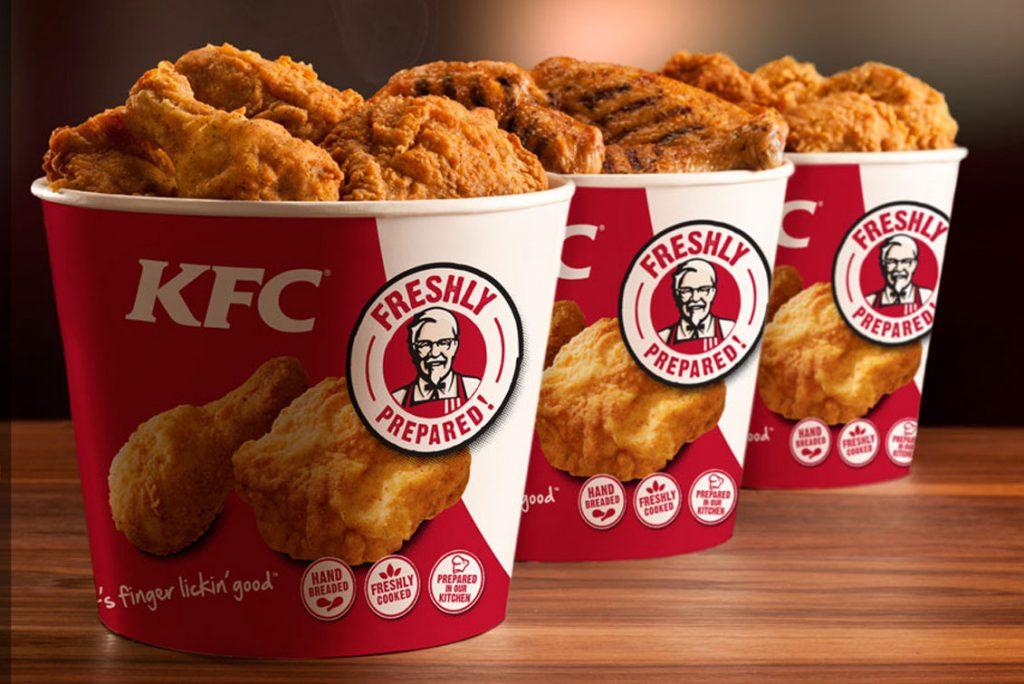 Pompei, apre Kentucky Fried Chicken (KFC) a La Cartiera