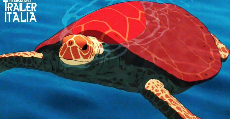 La Tartaruga Rossa: Trama, Uscita e Trailer