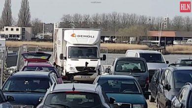 Anversa, tentato Attacco con Auto su strada pedonale (Video)