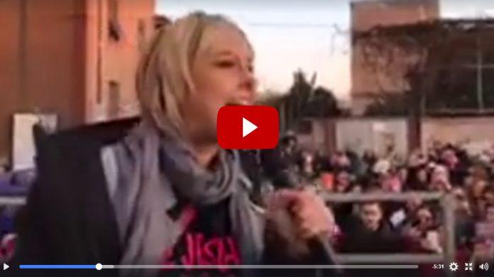 Nadia Toffa, Consegna Maglietta di Beneficenza a Taranto (Video)