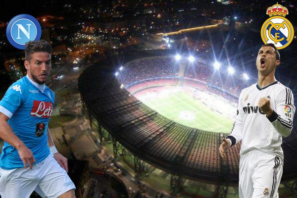 Napoli-Real Madrid, Probabili Formazioni ed Ultime Notizie (Champions League) 2