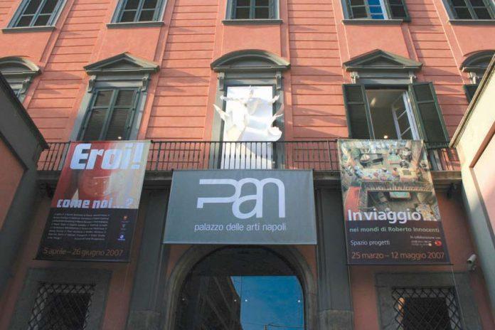 Eventi a Napoli, Aprile inizia al Pan con
