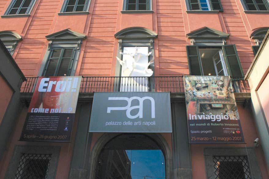 """Eventi a Napoli, Aprile inizia al Pan con """"Impero"""" di Bruno Di Pietro 1"""