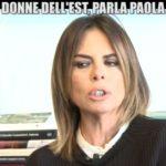 """Paola Perego Piange a Le Iene dopo la chiusura di """"Parliamone Sabato"""""""