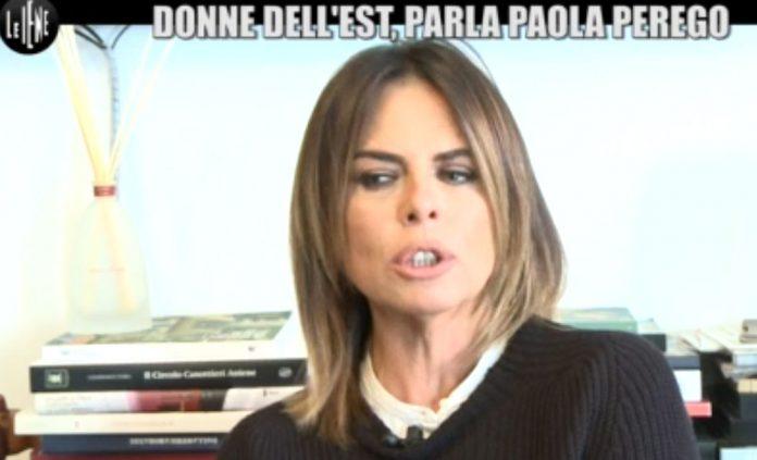 Paola Perego Piange a Le Iene dopo la chiusura di